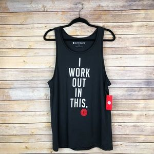 🆕 Pure Barre I Work Out in This Graphic Tank Top